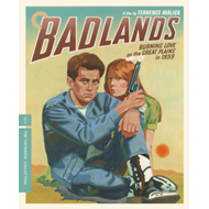 Produktbilde for Badlands - The Criterion Collection (UK-import) (BLU-RAY)