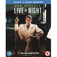 Produktbilde for Live By Night (UK-import) (BLU-RAY)