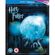 Harry Potter And The Order Of The Phoenix (UK-import) (BLU-RAY)