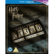 Harry Potter And The Prisoner Of Azkaban (UK-import) (BLU-RAY)