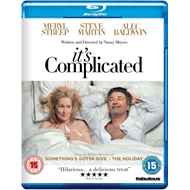 Produktbilde for It's Complicated (UK-import) (BLU-RAY)
