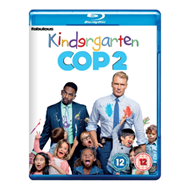Produktbilde for Kindergarten Cop 2 (UK-import) (BLU-RAY)