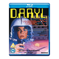 Produktbilde for D.A.R.Y.L. (UK-import) (BLU-RAY)