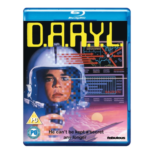 D.A.R.Y.L. (UK-import) (BLU-RAY)