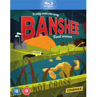 Produktbilde for Banshee: Final Season (UK-import) (BLU-RAY)