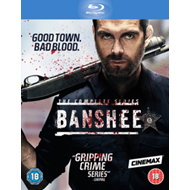 Produktbilde for Banshee: Seasons 1-4 (UK-import) (BLU-RAY)