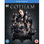 Produktbilde for Gotham: The Complete Second Season (UK-import) (BLU-RAY)