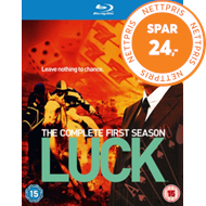 Luck: The Complete First Season (UK-import) (BLU-RAY)