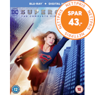 Produktbilde for Supergirl: The Complete First Season (UK-import) (BLU-RAY)
