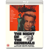 Produktbilde for The Night Of The Generals (UK-import) (BLU-RAY)