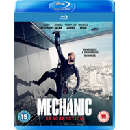 Produktbilde for Mechanic - Resurrection (UK-import) (BLU-RAY)