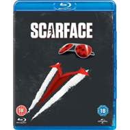 Scarface (UK-import) (BLU-RAY)