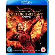 Produktbilde for The Hunger Games: Mockingjay - Part 2 (UK-import) (BLU-RAY)