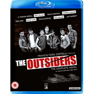 The Outsiders (UK-import) (BLU-RAY)