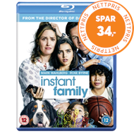 Instant Family (UK-import) (BLU-RAY)