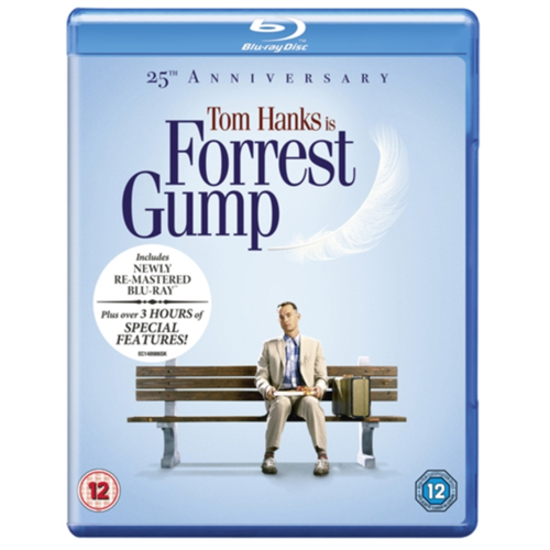 Forrest Gump (UK-import) (BLU-RAY)