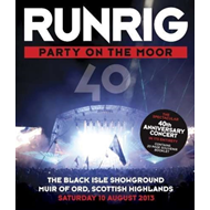 Produktbilde for Runrig: Party On The Moor - 40th Anniversary Concert (UK-import) (BLU-RAY)