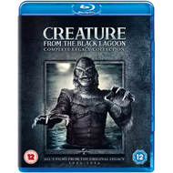 Produktbilde for Creature From The Black Lagoon: Complete Legacy Collection (UK-import) (BLU-RAY)