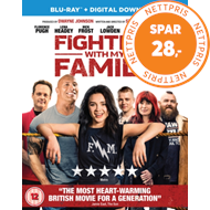 Produktbilde for Fighting With My Family (UK-import) (BLU-RAY)