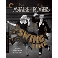 Produktbilde for Swing Time - The Criterion Collection (UK-import) (BLU-RAY)