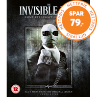 Produktbilde for The Invisible Man: Complete Legacy Collection (UK-import) (BLU-RAY)