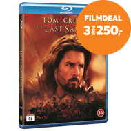 Produktbilde for The Last Samurai (DK-import) (BLU-RAY)