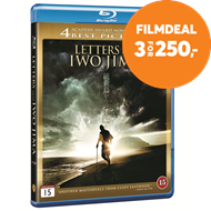 Produktbilde for Letters From Iwo Jima (DK-import) (BLU-RAY)