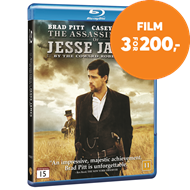 The Assassination Of Jesse James By The Coward Robert Ford (DK-import) (BLU-RAY)