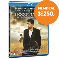 Produktbilde for The Assassination Of Jesse James By The Coward Robert Ford (DK-import) (BLU-RAY)