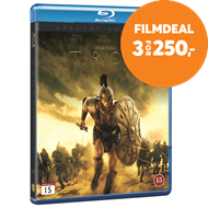 Produktbilde for Troy - Director's Cut (DK-import) (BLU-RAY)
