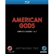 Produktbilde for American Gods - Sesong 1-2 (UK-import) (BLU-RAY)