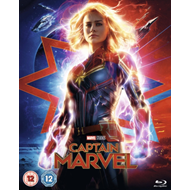 Produktbilde for Captain Marvel (UK-import) (BLU-RAY)
