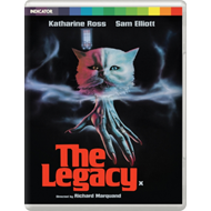 The Legacy (UK-import) (BLU-RAY)