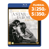 Produktbilde for A Star Is Born (2018) - Encore Edition (Extended Cut) (BLU-RAY)