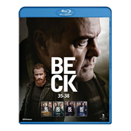 Produktbilde for Beck - Vol. 9 (Episode 35-38) (DK-import) (BLU-RAY)