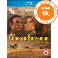 Produktbilde for Comes A Horseman (UK-import) (BLU-RAY)