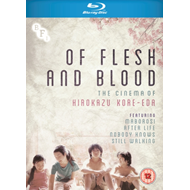Produktbilde for Of Flesh And Blood: The Cinema Of Hirokazu Kore-Eda (UK-import) (BLU-RAY)