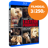 Produktbilde for Eastern Promises (DK-import) (BLU-RAY)