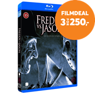 Produktbilde for Freddy Vs Jason (DK-import) (BLU-RAY)