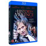 A History Of Violence (DK-import) (BLU-RAY)