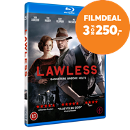 Produktbilde for Lawless (DK-import) (BLU-RAY)