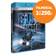 Produktbilde for Blue Thunder (DK-import) (BLU-RAY)