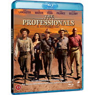 The Professionals (DK-import) (BLU-RAY)