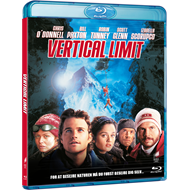 Vertical Limit (DK-import) (BLU-RAY)