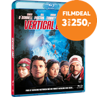 Produktbilde for Vertical Limit (DK-import) (BLU-RAY)