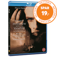 Produktbilde for Interview With The Vampire (DK-import) (BLU-RAY)