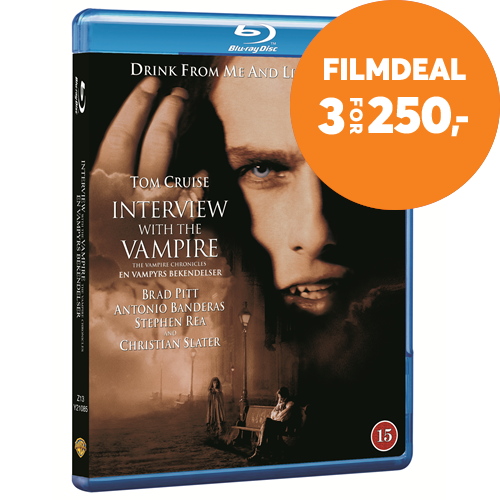 Interview With The Vampire (DK-import) (BLU-RAY)