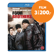Four Brothers (DK-import) (BLU-RAY)
