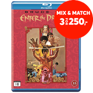 Produktbilde for Enter The Dragon (DK-import) (BLU-RAY)