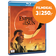 Produktbilde for Empire Of The Sun (DK-import) (BLU-RAY)